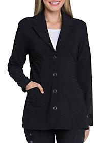Snap Front Lab Coat