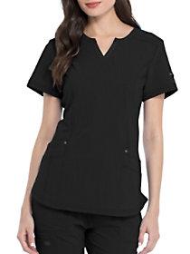 Limited Edition 4 Pocket Shirttail Hem Top