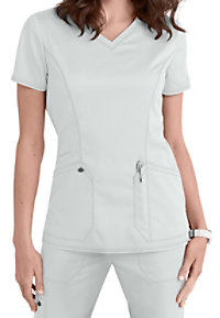 Dickies Essence V-neck Scrub Tops