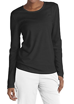 25b0c6cc93d Vera Bradley Signature Coco Long Sleeve Knit Layer Tees | Scrubs ...