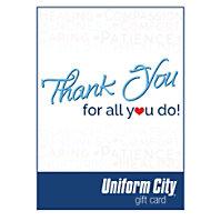 Uniform City Nurses Email Gift Cards