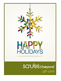 Holiday Email Gift Card