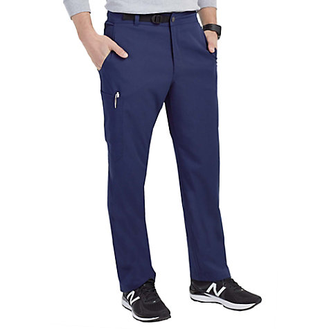 d285e245373 Grey's Anatomy Spandex Stretch Men's 4-Pocket Cargo Scrub Pants ...