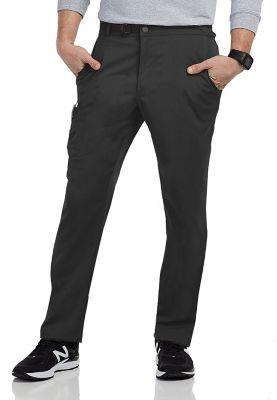 Grey's Anatomy Spandex Stretch Men's 4-Pocket Cargo Scrub Pants