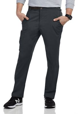 Grey's Anatomy Spandex Stretch Men's 4-Pocket Cargo Scrub Pants