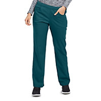 Grey's Anatomy Spandex Stretch 5 Pocket Flat Front Pant