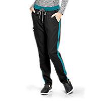 e6c13af18f0 Grey's Anatomy Spandex Stretch Color Block Cargo Scrub Pants