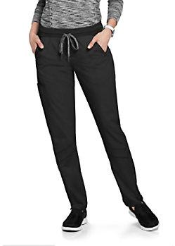 1079e44536c Grey's Anatomy Spandex Stretch 3-Pocket Knit Waist Scrub Pants