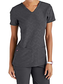 Heart To Heart Embossed Top