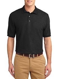 Silk Touch Short Sleeve Polo