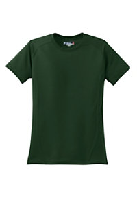 Sport-Tek Ladies Dry Zone Raglan Accent T-shirt