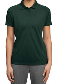 Sport-Tek Ladies Dri Mesh Polo Shirt