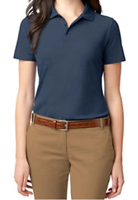 Port Authority Women's Stain Resistant Polo Tees