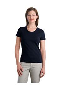 Port Authority Women's Modern Stretch Scoop Neck Short Sleeve Shirt