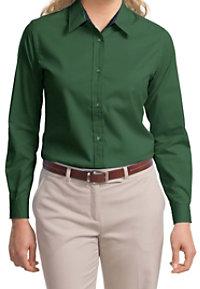 Port Authority Women's Easy Care Long Sleeve Shirt
