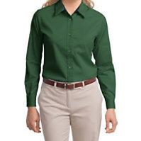 Port Authority Women's Long Sleeve Shirt