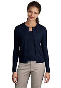 Sport-Tek Ladies Fine Gauge Crewneck Sweaters