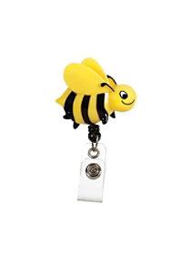 Animal Retractable Badge Holders