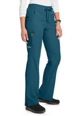 Skechers Reliance 3 Pocket Drawstring Cargo Scrub Pants