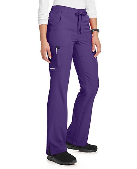 932fef579 Skechers Balanced 3 Pocket Drawstring Cargo Scrub Pants | Scrubs & Beyond