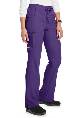 Skechers Reliance 3 Pocket Drawstring Cargo Scrub Pants