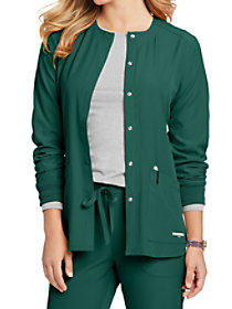 Stability 2 Snap Front Jacket