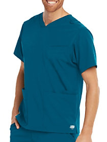 Aspire 3 Pocket Sports V-Neck Top