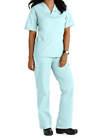Two Piece Scrub Set