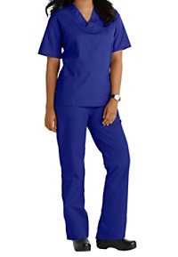30b7bf72ab0 See Details item #T1010 · Natural Uniforms Unisex Two Piece Scrub Set
