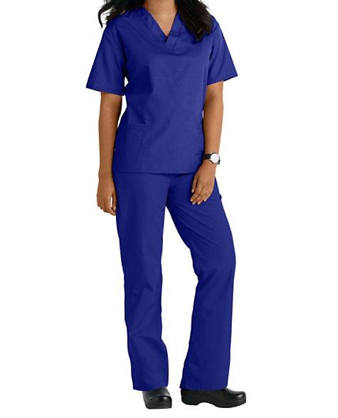 beb68b76797 Natural Uniforms Unisex Two Piece Scrub Set | Scrubs & Beyond