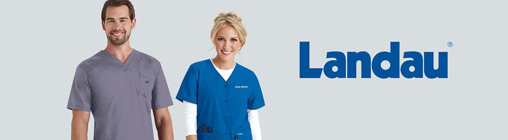 Landau Scrubs for Less