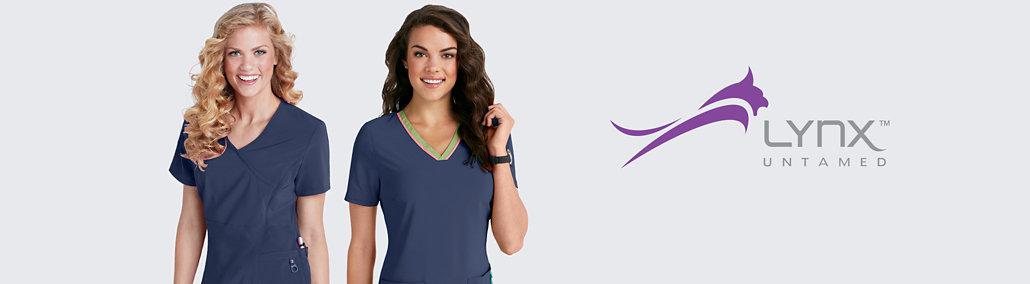 a3a1d779aa5 Lynx Untamed Nursing Scrubs   Uniform City