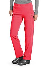 b480f6f45ba See Details item #V5109 · Vera Bradley Halo Mary Elastic Waist Cargo Scrub  Pants