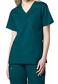 WonderWork V-neck Scrub Tops