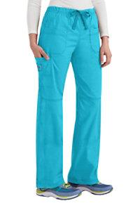 WonderFlex Faith Multi-Pocket Cargo Scrub Pants