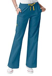 WonderWink Four-Stretch Cargo Scrub Pants