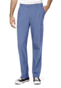 22f5a861733 See Details item #W5355 · WonderWink W123 Men's Full Elastic Waistband  Cargo Scrub Pants
