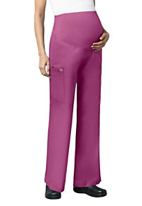 WonderWork Maternity Cargo Scrub Pants