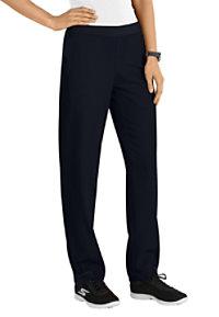 WonderWink Four-Stretch FFX Sport Knit Contrast Scrub Pants