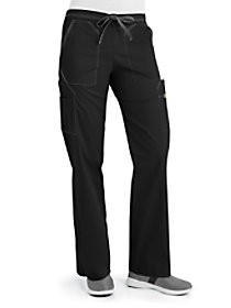 Drawstring Waist Utility Pants