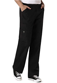 WonderWink Men's 6-pocket Flat Front Cargo Scrub Pants