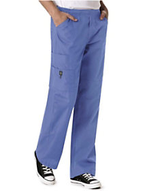 6 Pocket Flat Front Cargo Pants