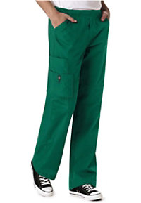 WonderWink Men's 6-pocket Flat Front Cargo Scrub Pants