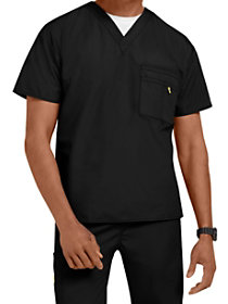 Alpha Chest Pocket Top