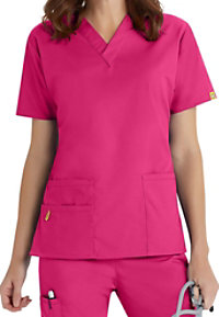 WonderWink Origins Bravo V-neck Scrub Tops
