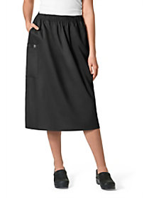 Elastic Waist 2 Pocket Skirt