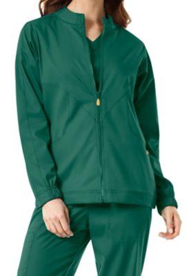 WonderWink Next Boston 4 Pocket Scrub Jacket