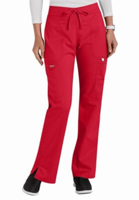 Cherokee Workwear Revolution Double Cargo Scrub Pants