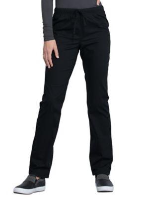 Drawstring Pocketless Pants