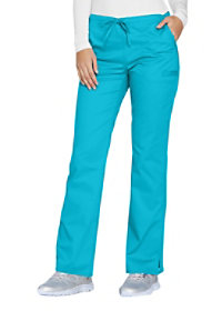 Cherokee Workwear Core Stretch Drawstring Scrub Pants